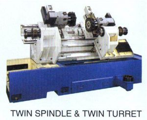 multi spindle/dual turret