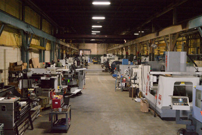 cnc machine warehouse